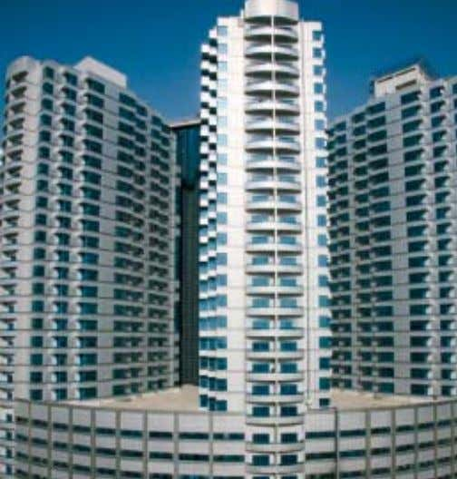 to 117m square metres from 115m square metres in 2009. Handover of Falcon Towers, in Ajman,