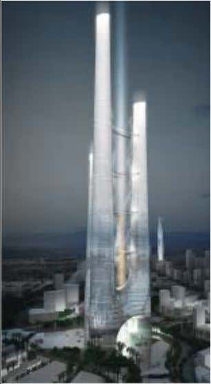 condominiums, offices, retail and cultural facilities. Jin Mao Tower This 88-storey, 279,000m 2 complex in