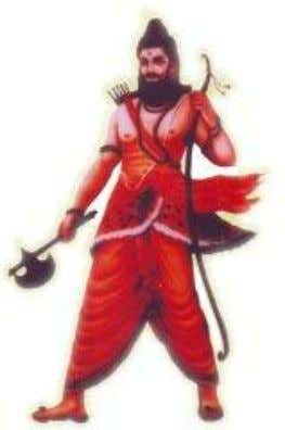 Parashurama then became responsible for killing the world's corrupted Haihaya kings and warriors who came to