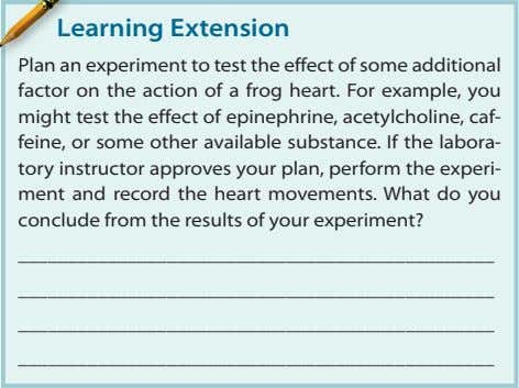Learning Extension Le Pl Plan an experiment to test the effect of some additional factor