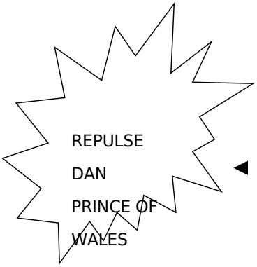 REPULSE DAN PRINCE OF WALES
