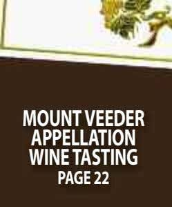 MOUNTVEEDER APPELLATION WINETASTING PAGE22