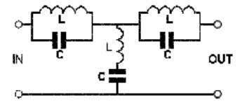 in these circuits, require careful frequency adjustment. I.F. Transformers. These are small transformers, used in