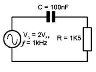 1. Find the value of capacitive reactance X C using: 2. Use the Impedance Triangle to