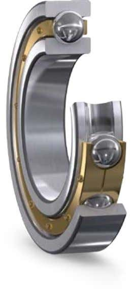 Solutions for locating and non-locating Locating bearings provide axial location for traction motor shafts in both