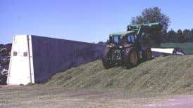 and packing, sealing the silo and emptying. Filling/Packing - A high density is desirable to minimize