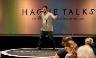 time in 2013 to mark the centenary of the Peace Palace. HagueTalks HagueTalks is a new