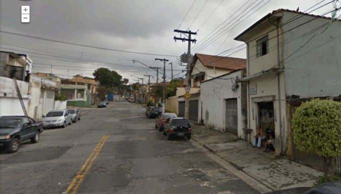 neighborhood appears not to be a central business district. Source: Google Maps Street View