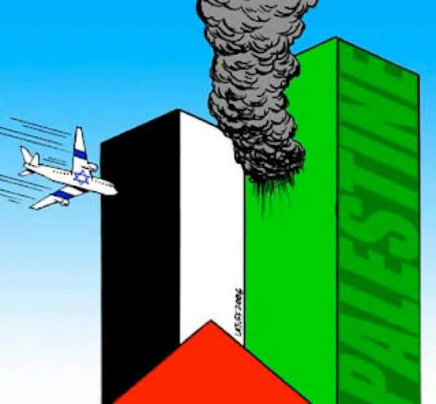 The September 11th terror attacks were the work of the Zionist entity's Mossad and its