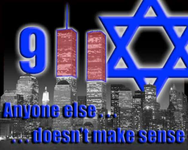 """Israel"" did 9/11 and the Jewish supremacists of Mondoweiss wish to conceal this to protect"