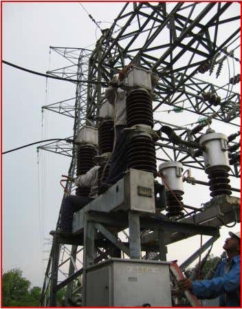 substations. Their operating time is oil circuit breakers. 1.4.3 Vacuum Circuit Breakers much faster than bulk