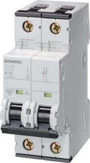of the overall operation time of the MCBs are adjustable. 1.4.7 Moulded Case Circuit Breakers Generally