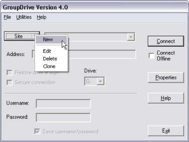 Desktop Client Access GroupDrive Desktop Client for Windows The GroupDrive Desktop Client integrates directly into your