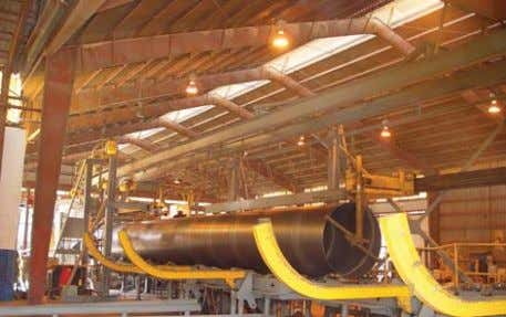 of cylinder required for the individual piece of pipe. Fabrication of steel cylinders 3 4.2 Fabrication