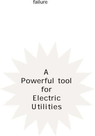 failure A Powerful tool for Electric Utilities