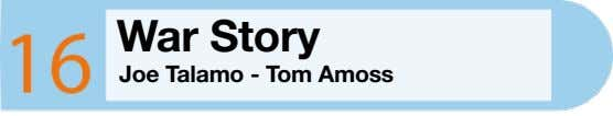 War Story Joe Talamo - Tom Amoss