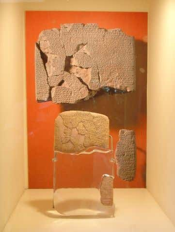 "name of Hattusili, ""man of Hattusa"", at that time. E gyp to-Hittite Peace Treat y (c."
