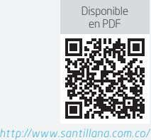 Disponible en PDF http://www.santillana.com.co/