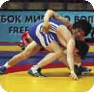 First vice-President Wrestling Federation of Russia Director World Championship organizing Committee Georgy BRYuSov 13