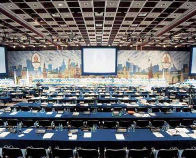 "торгоВли» CONGRESS HALL ""WORLD TRADE CENTRE"" 112- я СеССиЯ мок 112 T H IOC SESSION"