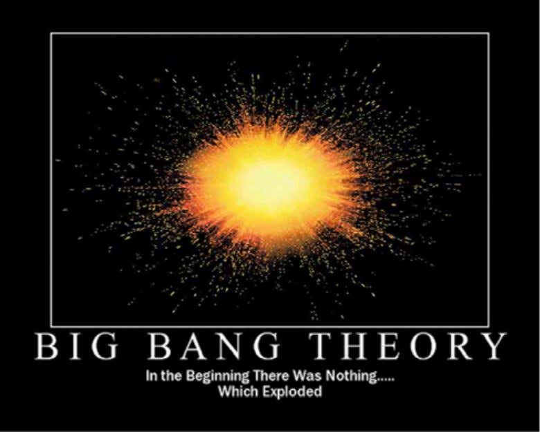 The amusing poster here summarizes their grandiose theory. Obviously, that theory needs some work, but the