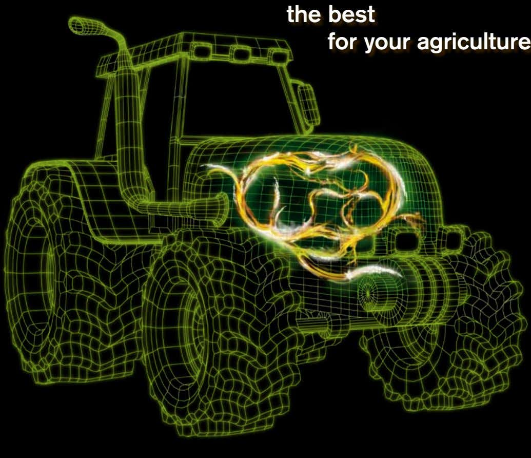 the best for your agriculture