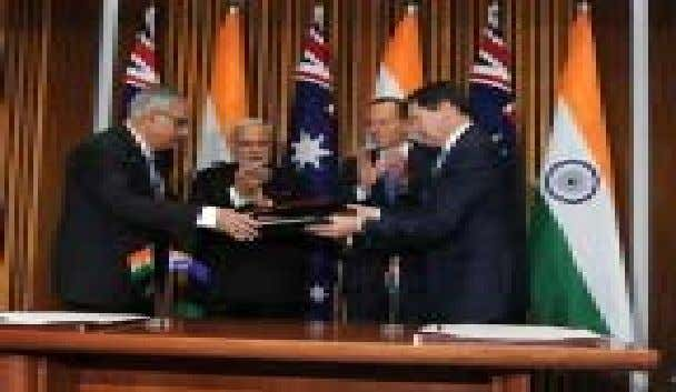 Standards. India-Australiaseekearlyclosureofcivilnucleardeal • Australia and India have decided to map common