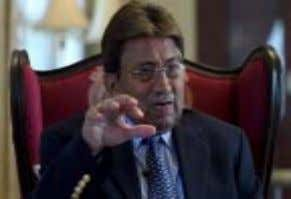 Musharraf warns of proxy war with India in Afghanistan • The departure of Nato combat forces