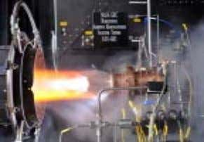 once again. NASA tests 3D-printed partsforrocketengine • NASA has successfully tested 3D manufactured copper