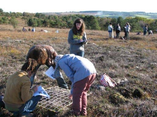 you can expect. The tuition fees you pay cover the cost. Survey of Ideford Common SSSI.