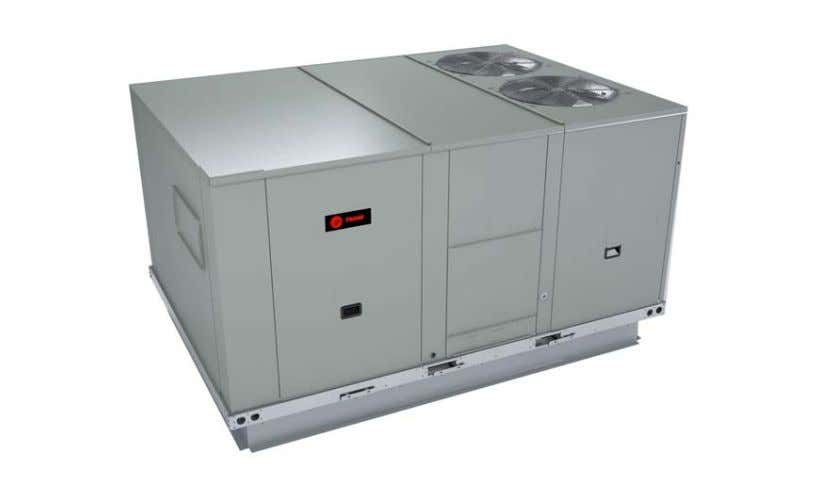 Packaged Rooftop Air Conditioners Foundation™ Cooling and Gas/Electric 15–25 Tons, 60 Hz December 2014 RT-PRC060D-EN