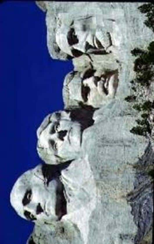 Figure 7: Mount Rushmore (United States of America)