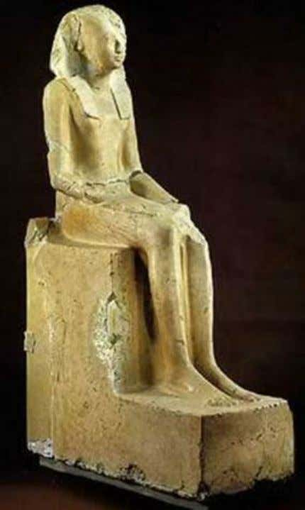 countries. Such cabals were not allowed in Ancient Egypt. Figure 12: Pharaoh Hatshepsut. Queen Hatshepsut and