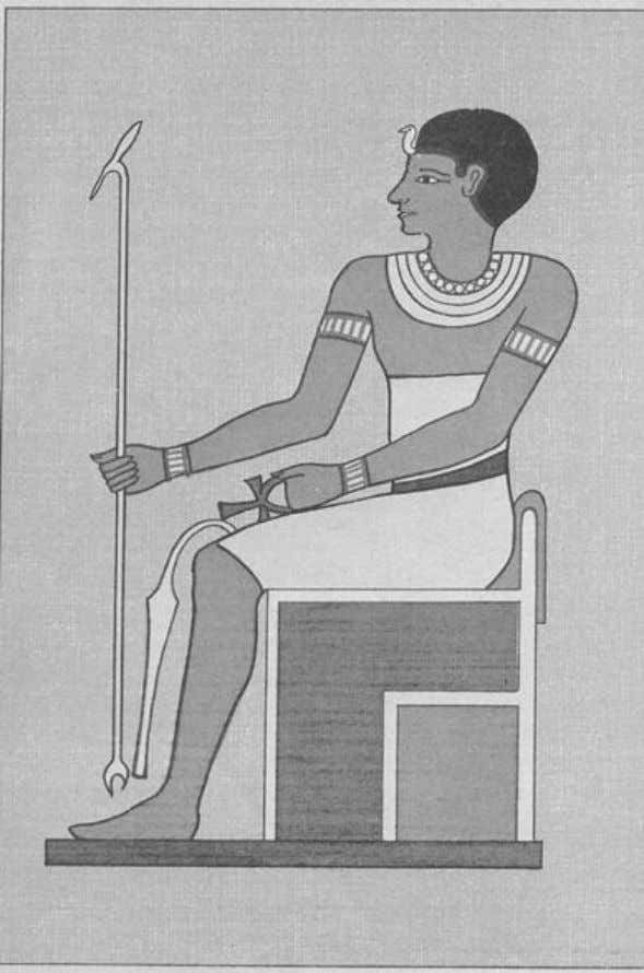 Figure 14: Ancient Egyptian sage Imhotep