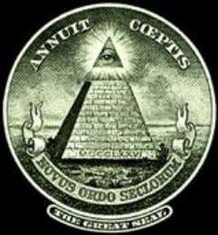 Misuse of Ancient Egyptian Symbols in Western Iconography Figure 1: Pyramid and All seeing Eye on