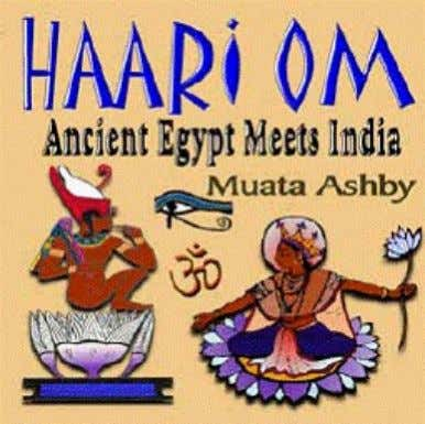 UPC# 761527100122 HAARI OM: ANCIENT EGYPT MEETS INDIA IN MUSIC NEW Music CD By Sehu Maa
