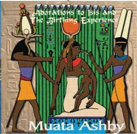Muata Ashby CD $14.99 UPC# 761527101129` NEW RELEASE ©2002 Music based on the Ancient Egyptian tradition