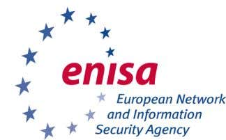 Annual Incident Reports 2012 Analysis of Article 13a incident reports ENISA European Union Agency for