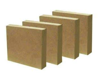 MDF Product Specification: Thickness Tolerance(Within Panel) : + - 0.2 mm. Size Tolerance : Width &