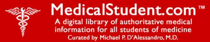 MedicalStudent.com : A digital library of authoritative medical education information for the medical student and