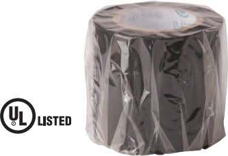 "Roll 200 / Case L3-TAPE-2 2"" x 24"" Wide UL Listed Electrical Tape 1 L3-TAPE-2 21"