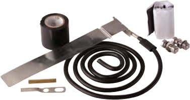 unattached lug, hardware, butyl and electrical tape L3-UGK-A PART # DESCRIPTION QUANTITY L3-UGK-A