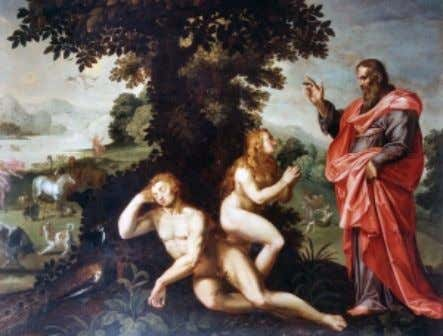 """The Creation of Eve"", attr. to Raphael Coxie, c. 1605 BLOGS 5 Fatal Flaws of"