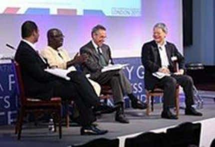 business in Africa as well as guests from 37 countries. Pan-European Reunion London 2011: BOI Chairman,