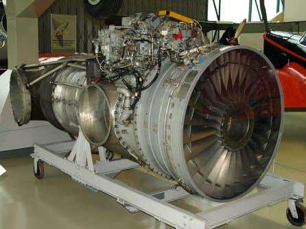 The Harrier II Pegasus engine by Dowty & Smiths Industries Controls - The first FADEC in