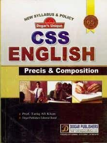 September 2016 BUY CSS ENGLISH PRECIS AND COMPOSITION BOOKS ONLINE CALL: 03336042057 – 0726540316 CASH ON