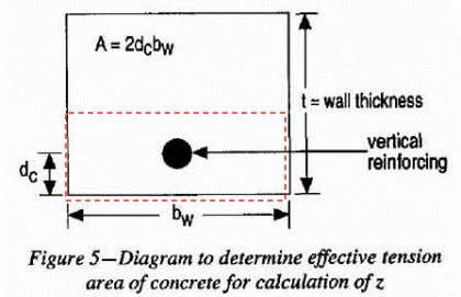CRACK CONTROL  Crack widths must be minimized in tank walls to prevent leakage and corrosion