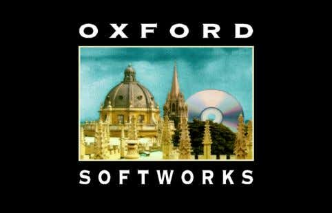 35 Oxford Softworks Oxford Softworks, Stonefield House, 198 The Hill Burford, Oxford OX18 4HX England Telephone: