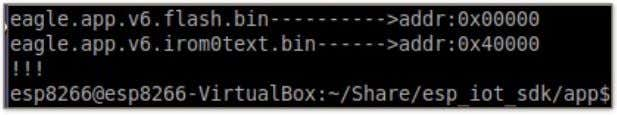 the address for the bins to be written to. For example: Or, 4.2. Compilation for Version