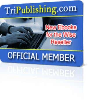 not come much easier than this! Don't delay. Join now! Click Here to Join TriPublishing Today!